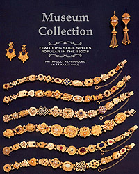 Museum Collection Slide Bracelet Catalog