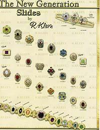 R Klein Slide Bracelet Catalog